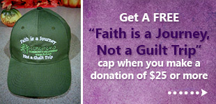 Get a Free Cap with Donation